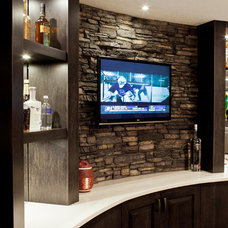 Transitional Basement by Eldorado Stone