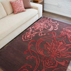 Modern Rugs by Heaven's Gate Home and Garden, LLC