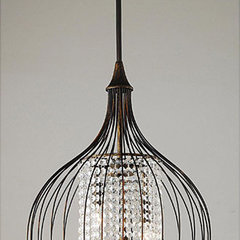 eclectic chandeliers by Overstock