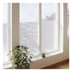 Sotsak/Maria Liv - Window Film/Privacy Film Straw - Beautiful and fun decorative window privacy/screen static cling film.