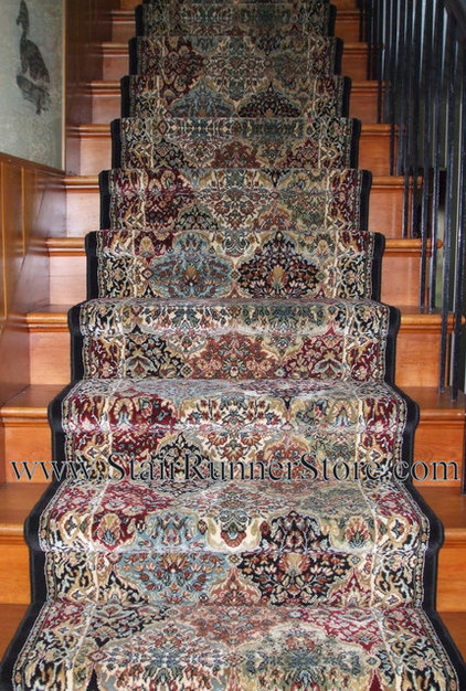Traditional  by The Stair Runner Store - Creative Carpet & Rug LLC