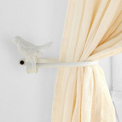 Birdie Curtain Tie-Back