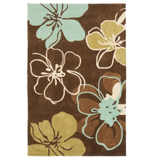 Mediterranean Carpet Flooring by Area Rug Styles