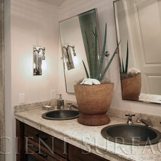 Traditional Vanity Tops And Side Splashes by Ancient Surfaces