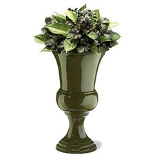 Traditional Outdoor Planters by Grandin Road