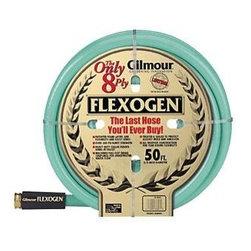 """Gilmour - Gilmour 1/2 x 100' 8 Ply Flexogen Garden Hose (10-12100) - Gilmour 10-12100 1/2"""" X 100' 8 Ply Flexogen Garden Hose"""