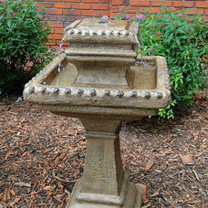 Traditional Outdoor Fountains by Serenity Health & Home Decor