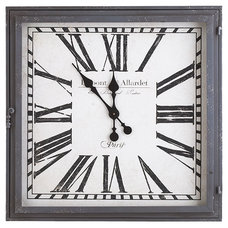 Traditional Clocks by Wisteria