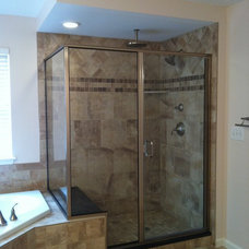 Traditional Bathroom by Richardson & Rice Design-Build-Remodel