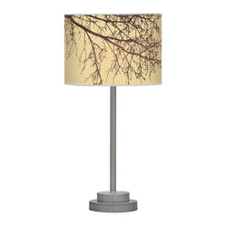 Branch 2 Stem Table Lamp