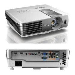BenQ America - Digital Light Processing Projector 2000 Lumens - 2000 ANSI Lumens; 5.8lbs; HDMI x 2; C; D-sub; S-V; Com; A x 1; 10W Speakers x 1; AO; Control terminals: (12V/RS232/USB)