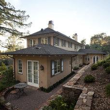 Traditional Exterior by Matarozzi Pelsinger Builders