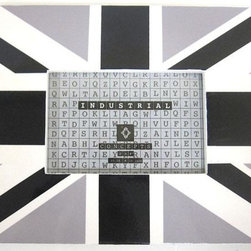 Home Decorators Collection - Union Jack Frame - From the European Influence Collection, this Union Jack Frame serves as the perfect border for your family or vacation photographs. This unique picture frame will blend with a wide variety of decorating styles while fine craftsmanship ensures dependable quality. Place your order now. Available in 4 x 6 size. Crafted of sturdy wood composite.