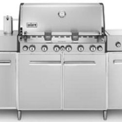 Webber Grills - STAINLESS STEEL NATURAL GAS