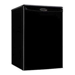 Danby - Compact All Refrigerator - Black - 2.6 cu. ft. (73 L) capacity compact all refrigerator