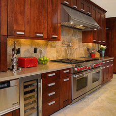 Modern Kitchen by Hamilton-Gray Design, Inc.