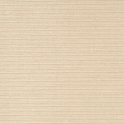 Beige And Ivory Thin Stripe Outdoor Indoor Marine Upholstery Fabric By The Yard - This material is an upholstery grade outdoor and indoor fabric. It is stain, water, mildew, bacteria and fading resistant. It is also Scotchgarded for further stain resistance and durability. This material is woven for superior appearance.
