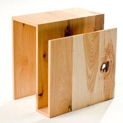 Skylar Morgan Furniture + Design - doc. Magazine Rack - Magazine Rack + Side Table