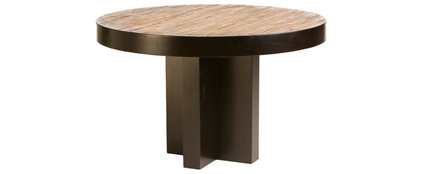 Santomer Round Dining Table