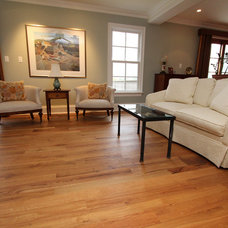 Contemporary Wood Flooring by reSAWN TIMBER co.