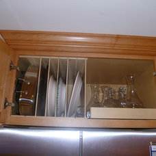 Cabinet And Drawer Organizers by ShelfGenie of Seattle