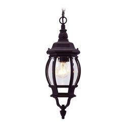 Joshua Marshal - Black Hanging Lantern - Black Hanging Lantern