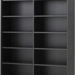 K Hagberg/M Hagberg - LINNARP Bookcase - Bookcase, black