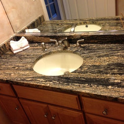 Bathroom Countertops -