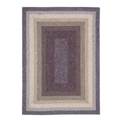 Nourison - NOUR-12656 Nourison Craftwork Area Rug Collection - Add a comfortable, classic ambiance and country charm to any interior with these low-maintenance, durable braided rugs. Featuring richly variegated colors and traditional rectangular and oval braided areas, they are great for high traffic c areas but attractive enough to make a design statement. This is a simple, yet elegant way to spruce up a room.