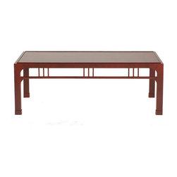 Coffee Tables - Mandarin coffee table