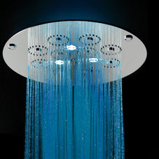Contemporary Showers by Aquademy