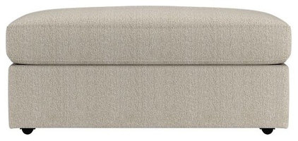 Modern Footstools And Ottomans by Crate&Barrel