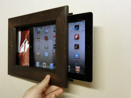 Home Electronics The iPad Frame
