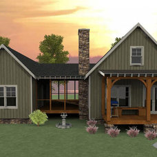 Traditional Rendering by Max Fulbright Designs