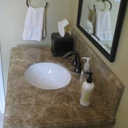 St. Lawrence Guest Baths - Bruce Scott