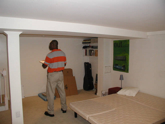 basement ideas with low ceilings modern by wentworth inc