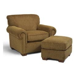 Flexsteel Industries, Inc. - Upholstered Chair -