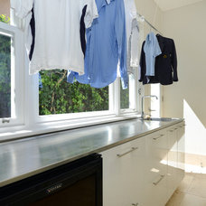 Contemporary Laundry Room by TDDP architects