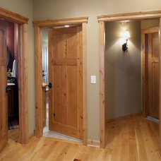 by Stallion Doors and Millwork