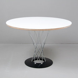 Modern Classics - Noguchi: Cyclone Dining Table Reproduction - Features: