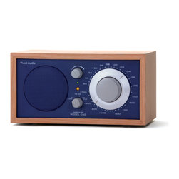 Model One AM/FM Table Radio, Cherry/Cobalt Blue - How about a nice Tivoli radio for the coffee bar area? You can listen to the news or NPR while you drink your coffee. Catch up on what's happening in the world. I really want one of these!