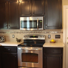 Traditional Kitchen by Fabulous Finishes by Michelle