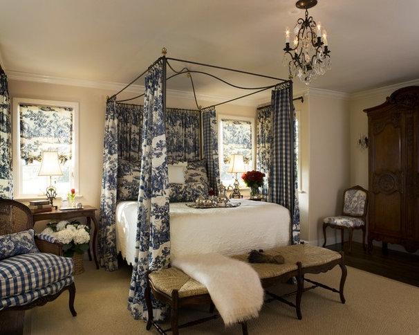 Traditional Bedroom by Jona Collins Interior Design