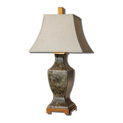 Uttermost - Uttermost 26590 Danilo Table Lamp - Features:
