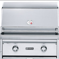 Lynx - Lynx 27-in Built-in Natural Gas Grill no Rotisserie - Innovative Features: