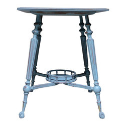 Clawfoot Table - This table is the  perfect accent to almost any living space and ideal as a side table, night stand or as a focal point in an entryway.