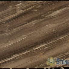 Stone Design - Granite - Sequoia Brown