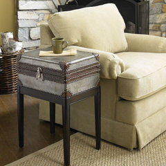 eclectic side tables and accent tables by Home Gallery