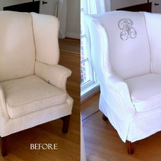 by LS Slipcovers