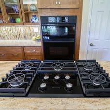 Traditional Cooktops by Kitchens Etc. of Ventura County